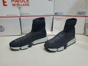 Genuine Diesel Men's H-padola Sock-Sneaker Mid - Size 7.5  **READ DETAILS**