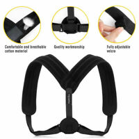 Shoulder Upper Back Fixing Strap Adjustable Posture Corrector Support Brace