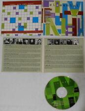Joseph Arthur, Elliot Smith, Peter Case, Chicane U.S. promo cd, digipak cover