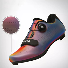Men Professional Athletic Bicycle Shoes Road Cycling Shoes Outdoor Bike Sneakers