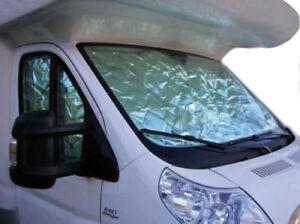 UNIVERSAL INTERNAL 3 PC THERMAL BLINDS motorhomes campervans interior blind