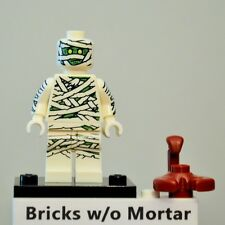 New Genuine LEGO Mummy Minifig with Scorpion Series 3 8803