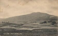 Early 1900's Vintage Postcard - Amulree from Eilric Postcard # 296