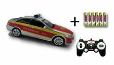 Jamara 405127 Mercedes E350 Coupe 1:16 Feuerwehr Ferngesteuert + Batterien