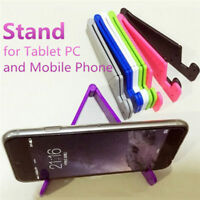Universal Foldable Mobile Cell Phone Stand Holder Mounts For Smartphone TablJ PL