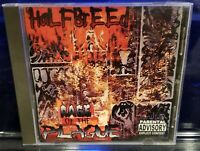 Halfbreed - Rage of the Plauage CD house of krazees rare twiztid r.o.c. skrapz