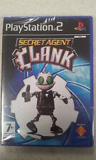 Secret Agent Clank PS2 Game PAL (New & Sealed)