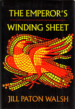 The Emperor's Winding Sheet Jill Paton Walsh Inscribed & Signed by Author HCDJ