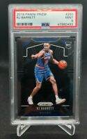 2019-20 Panini Prizm RJ Barrett #250 Knicks RC Rookie Mint PSA 9