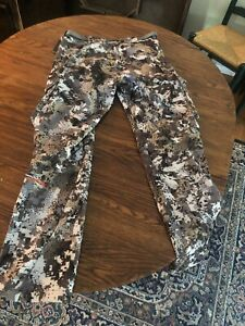 Sitka Gear Optifade Elevated II Equinox Pant - Size 34T