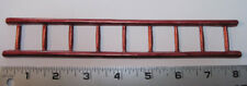 Replacement red cast metal 9 rung ladder for Tonka truck