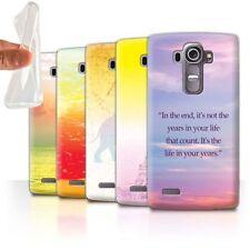 Housses et coques anti-chocs LG en silicone, caoutchouc, gel pour téléphone mobile et assistant personnel (PDA)