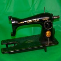 Singer Sewing Machine Model 15 1951 For Parts Mostly Just the Body