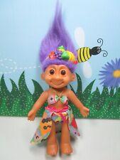 "TROPICAL TRACEY - 7"" Russ Troll Doll - RARE"