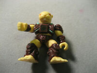 Vintage Battle Beasts Eager Beaver 1987 With Rub