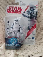New On Card Star Wars Force Link First Order Stormtrooper