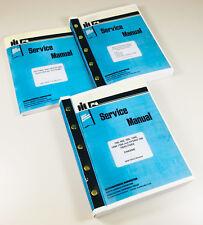 Lot International 986 1086 1486 Tractor Service Repair Shop Manual Ih Engine