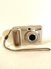 Canon PowerShot A20 2.1MP Digital Camera - 3x Zoom - Tested & Working clean