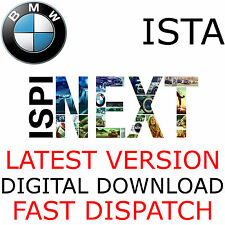 SEPTEMBER 2017 - BMW NEXT ISTA D 4.07.22 ISTA P 3.62.4.001 Diagnostics Software