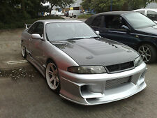 Nissan Skyline R33 Do Luck - R Style Front Bumper