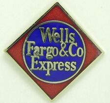Railroad Hat-Lapel Pin/Tac -Wells Fargo  #1065 -NEW