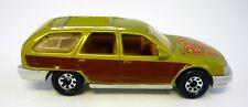MATCHBOX BRADY BUNCH WAGON Mattel Die-Cast 1987 Mercury Sable 1:64 1987
