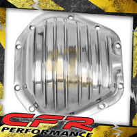 10 Bolt 1966-03 Compatible//Replacement for Dodge//Ford//GMC//Jeep Dana 44 Chrome Steel Front//Rear Differential Cover