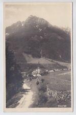 AK Telfes, Ortsrand, Foto-AK 1930