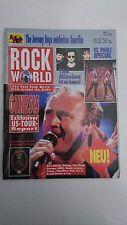 Rock World - Magazin 6/93 -Midnight Oil,Coverdale+Page,Kiss,Jethro Tull, uva.