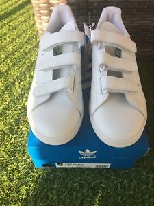Adidas Stan Smith Scratch Blanc/vert HOMME/FEMME Taille 40 2/3
