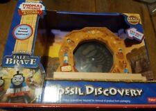 Thomas & Friends FOSSIL DELIVERY New in Box 3+ BDG55 Fisher Price Tale/Brav