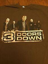 3 Doors Down T-Shirt Size L