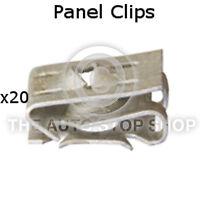 Panel Clip Trim Clips Seat Range: Altea/Cordoba/Exeo etc Pack of 20 Part 11176se