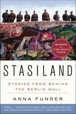 Stasiland : Stories from Behind the Berlin Wall by Anna Funder (2011, Paperback)