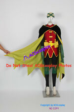 Robin Cosplay Costume Cape only velvet fabric made