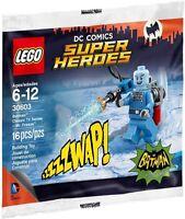 LEGO 30603 SUPER HEROES DC BATMAN CLASSIC TV MR. FREEZE - RARE POLYBAG NEW NEW