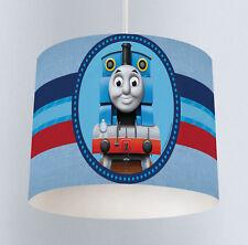 Thomas The Tank Engine (206) Boys Bedroom Drum Lampshade Light Shade