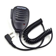 Radio Baofeng altavoz micrófono para TYT TH-F8 TH-UVF1 TH-UVF8D TH-UVF9 D MD380 MD390