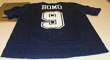 Dallas Cowboys Tony Romo Pride Name & Number XL Shirt NFL Players Football