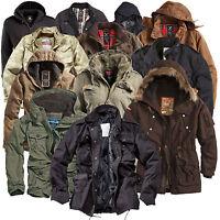 ★ SURPLUS RAW Vintage XYLONTUM™ Winter Jacken & Parkas / Damen & Herren Modelle