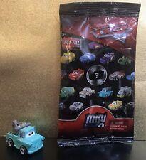 Disney Pixar Cars 3 Mini Racers Die Cast BLUE MATER Blind Bag #56 Wave 5 SEALED