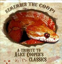 Remember the Coop! A Tribute to Alice Cooper's Killer Classics by Various 2 CD