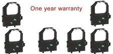 6 black ink ribbon for IBM LEXMARK 2380 2381 2390 2391 Dot Matrix Impact Printer