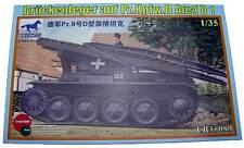 Bronco 1:35 35089: ponti Leger su PZ. KPFW. II d1