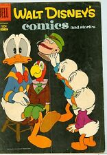 Walt Disney's Comics and Stories #207 Barks 1957 gvg