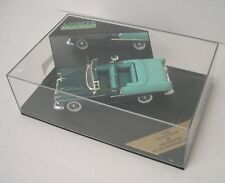 VITESSE 1/43 : CHEVROLET BEL AIR 1955 open convertible Neptune green / Seamist g