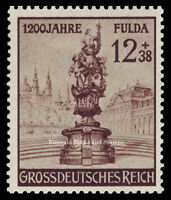 EBS Germany 1944 1,200th Anniversary of Fulda Michel 886 MNH**