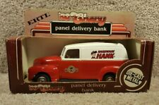 ERTL 1/25 Scale Diecast 1950 Chevy Panel Delivery Bank Coin And Key Truck
