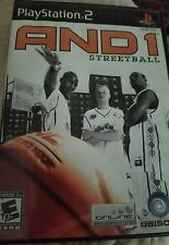 AND 1 Streetball - PlayStation 2 Complete!
