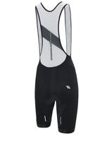 2019 Suarez Women's Atom Cycling Bib Shorts Black